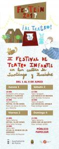 II Festival de Teatro Infantil en las calles de Santiago y Zaraiche